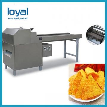 Baked Or Fried Potato Pellets Chips Machine Equipment