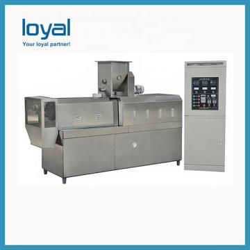 High Effective Tortilla Corn Chips Bugles Making Machine