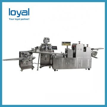 Fried Salad Chips Bugle Chips Making Machine