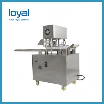 Wheat Flour Frying Bugles Chips Making Machine
