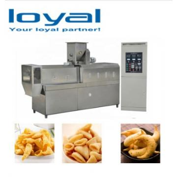 Rice Chips Cakes Processing Line