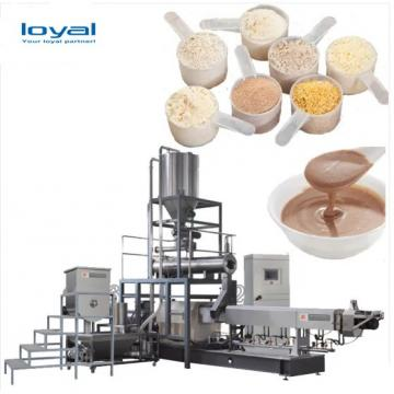 Automatic Food Grade Stainless Steel Nutrition Powder/Baby Rice Powder Machinery