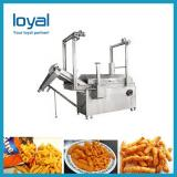 Full Automatic Fried Food Corn Chips Machinery Extruder
