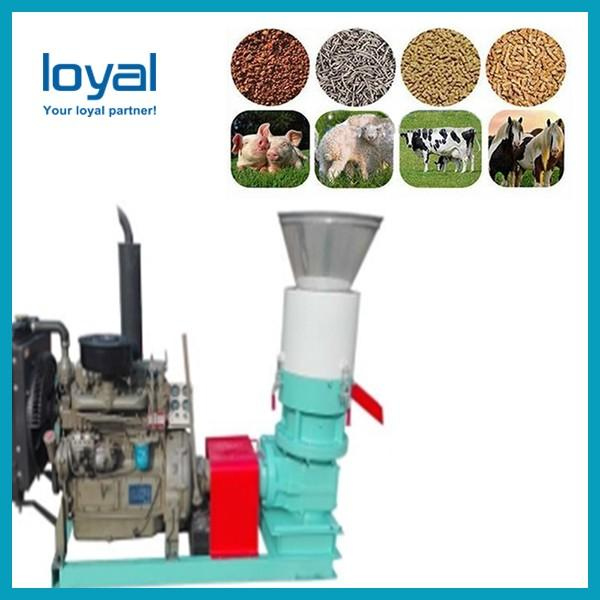 Factory Direct Making Animal Broiler Catfish Feed Pellet Machine #1 image