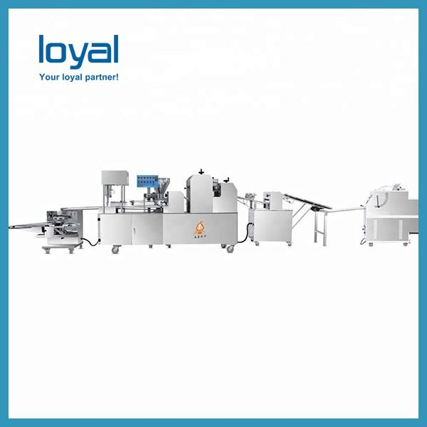 Production Line For Chips Small Bugles Crispy Food Making Machine Bugles Machine #3 image