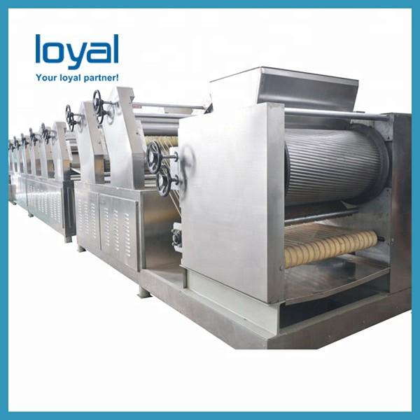 Multi Functional Fresh Pasta Making Machine , Noodle Production Line High Speed #3 image
