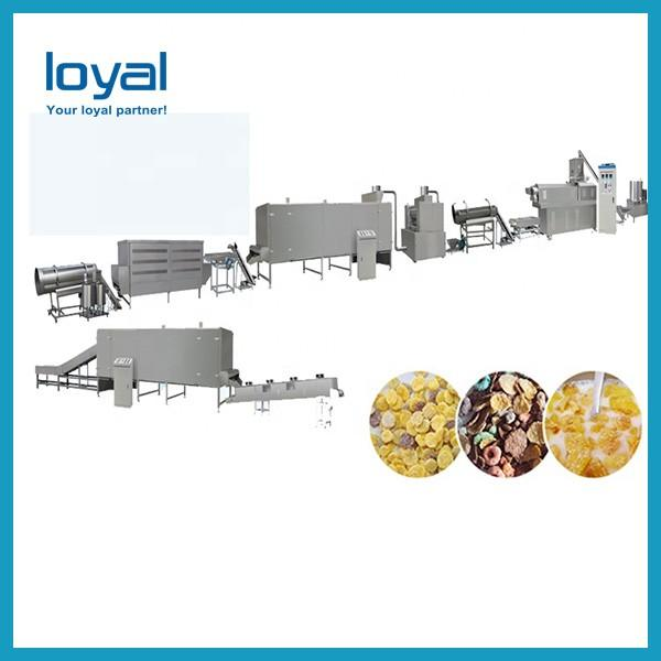 CE Certification High Quality Corn Flakes Making Machine #3 image