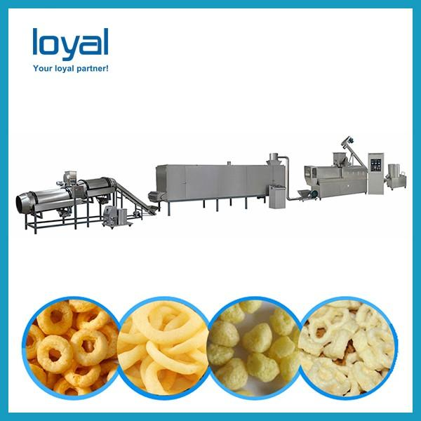 CE Certification High Quality Corn Flakes Making Machine #2 image