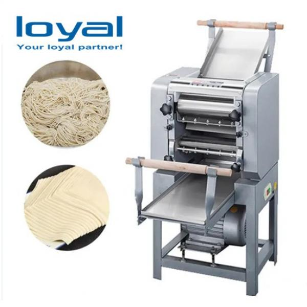 Multi Functional Fresh Pasta Making Machine , Noodle Production Line High Speed #1 image