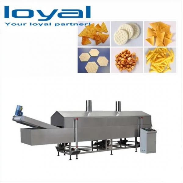 Web,Compound Inflating Food,Grain Fried Pellets Prrocessing Line #2 image