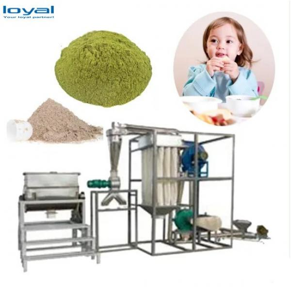 Small Dried Herbs Grinder Rice Flour Making Pulverizing Dry Chilli Powder Milling Making Machine #1 image